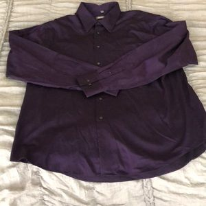 {Geoffrey Beene} dress shirt